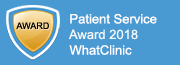 What Clinic Award for Customer Service
